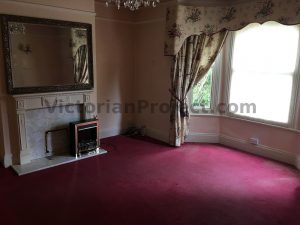 Victorian Living Room Renovation