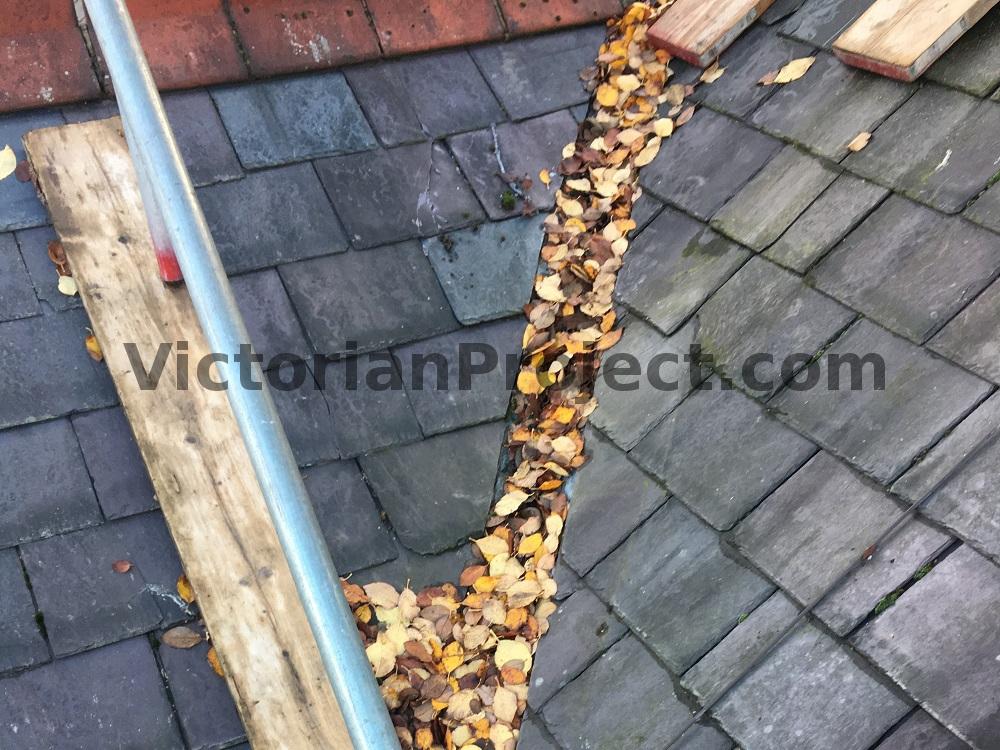 Victorian Slate Roof Repairs