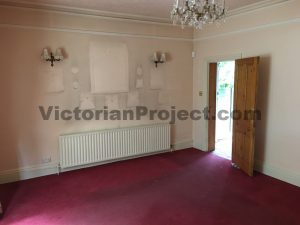 Victorian Living Room Makeover