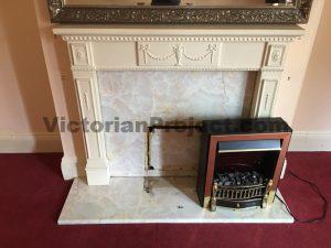 Victorian Open Fireplace