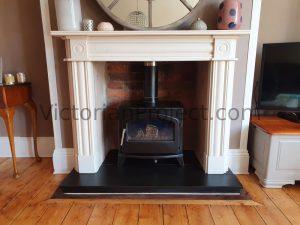 Open Fireplace Transformation