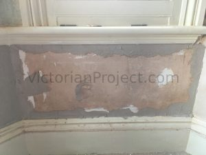 Patching Lime Plaster Walls