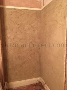 lime plaster base coat
